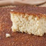 Recette de gâteau de semoule de millet