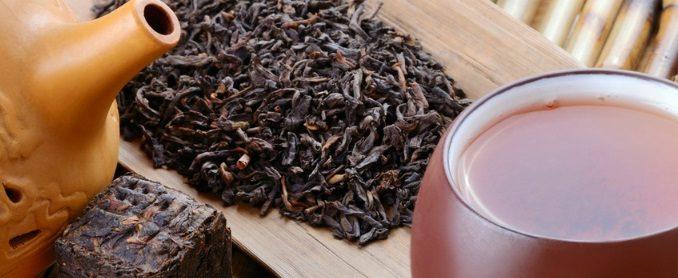 Le thé est bon pour la santé