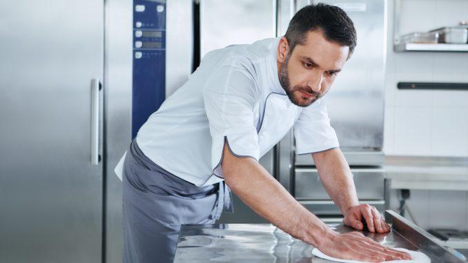 Le nettoyage, une base de l'hygiène