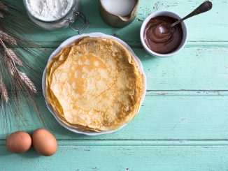 Des crêpes, la vraie spécialité bretonne