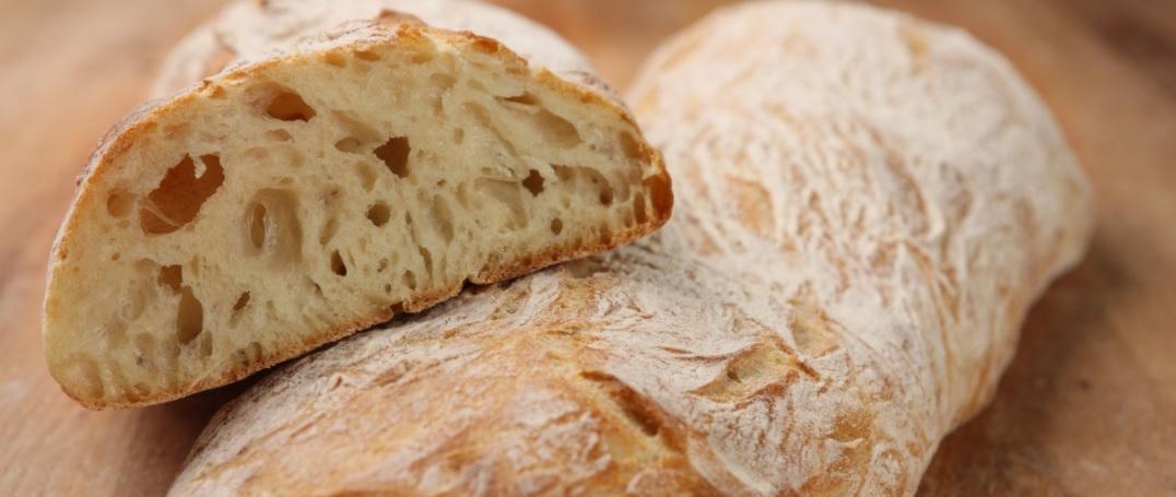 La Ciabatta, un pain italien