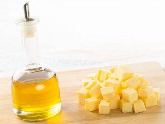 De l'huile et du beurre