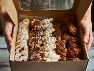 Des pâtisseries